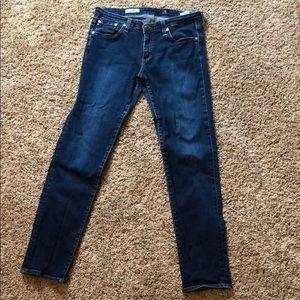 "Adriano Goldschmied ""the Stilt"" jeans"